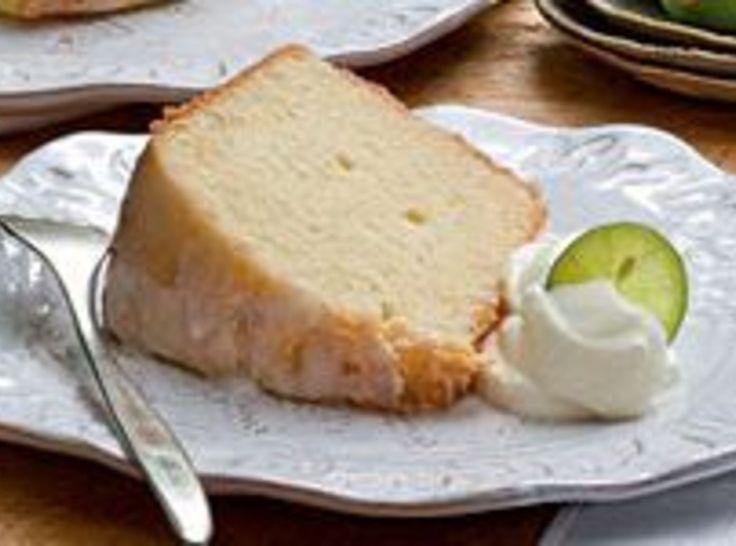 Key Lime Pound Cake | Lemon, Lime or Citrus Yeah! | Pinterest