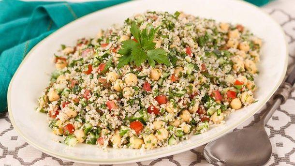 Tabbouleh Salad - Recipes - Best Recipes Ever