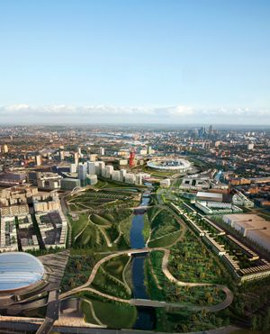 Assessing London's Olympic Legacy…First Hand.