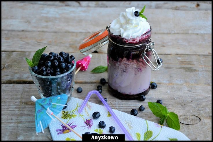 Blueberry iced coffee. You have to try! | Things to try! | Pinterest