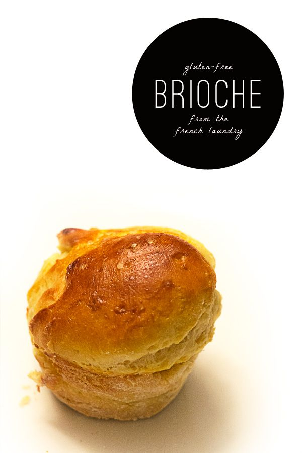 gluten free brioche? think I might make this for the hubs this weekend ...