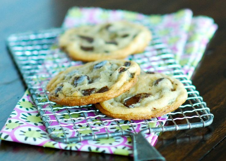 slice and bake chocolate chip cookies | Cookies, Cookies and More Coo ...