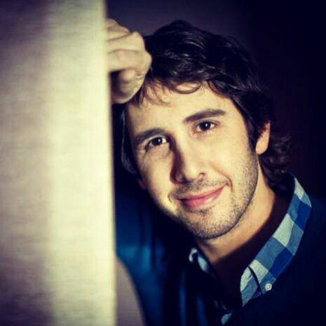 Josh Groban Reminds me of a dear  friend who passed away   ever since    Mary Anne Huntsman Josh Groban