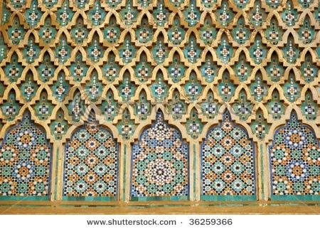 Moroccan Interior Design on Moroccan Mosaic   Interior Design