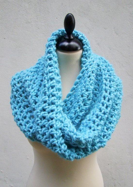 Crochet cowl Crochet Pinterest