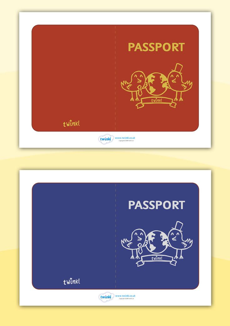 preschool passport template pictures to pin on pinterest pinsdaddy