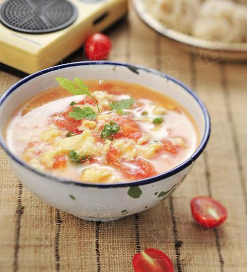 Tomato Egg Drop Soup_Soup Recipe_China Food Menu - best chinese food ...