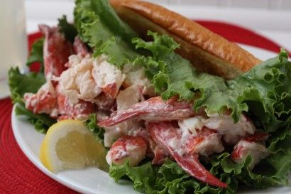 Classic New England Style Lobster Rolls | Tasty Kitchen: A Happy ...