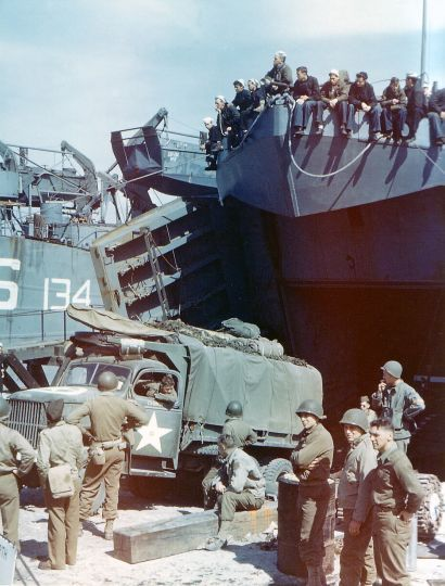 d-day invasion of normandy date