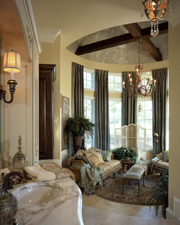Pinterest discover and save creative ideas for Romantic master bathroom