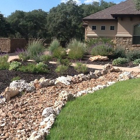 Landscaping landscaping ideas front 50 yard zero target for Zero landscape ideas