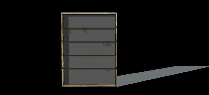Image Result For West Elm Parsons Shelf Unit