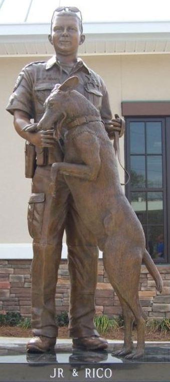 JR Searcy Memorial  Unveiling - March 4, 2011  Location - JR Searcy Library - 5775 Jonesboro Rd., West Monroe, LA ,