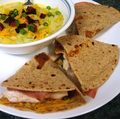 Cuban Quesadillas | Ham & Pork - My Recipe Index | Pinterest