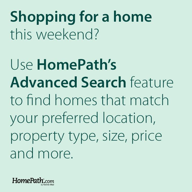 Home buyer tips from homepath by fannie mae search for thousands of
