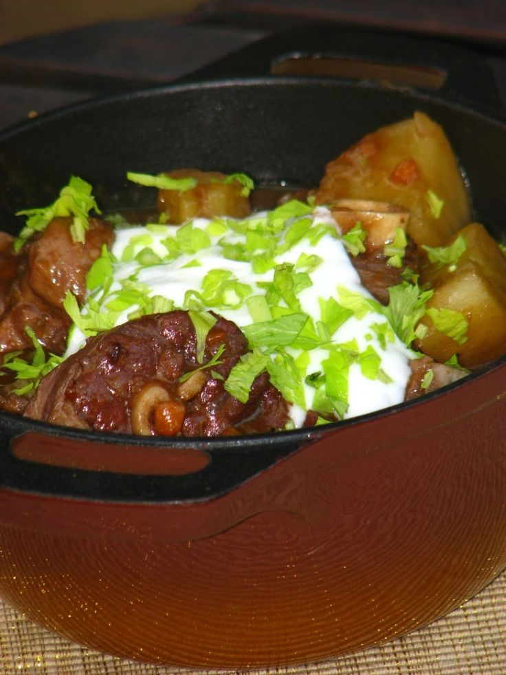 Irish Lamb Stew | Dinner ideas | Pinterest
