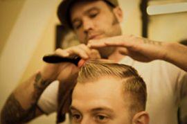 Barber Shop Denver : PROPER BARBER SHOP : GROOMING FOR THE GREATER GOOD - Denvers Temescal ...