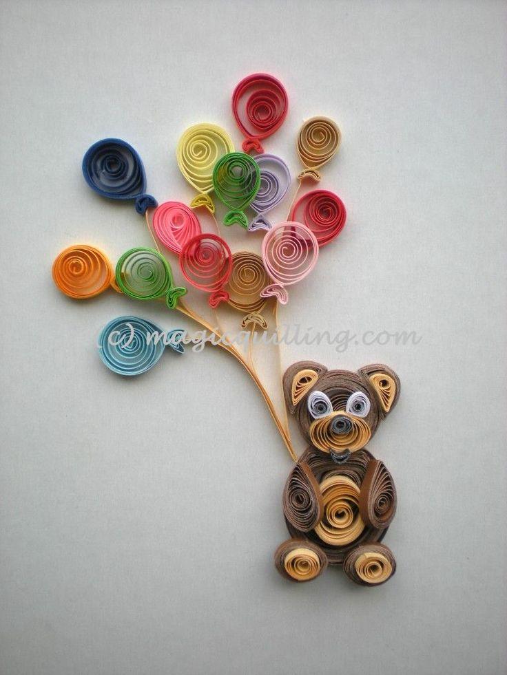 paper quilling tutorial... | Craft Ideas | Pinterest