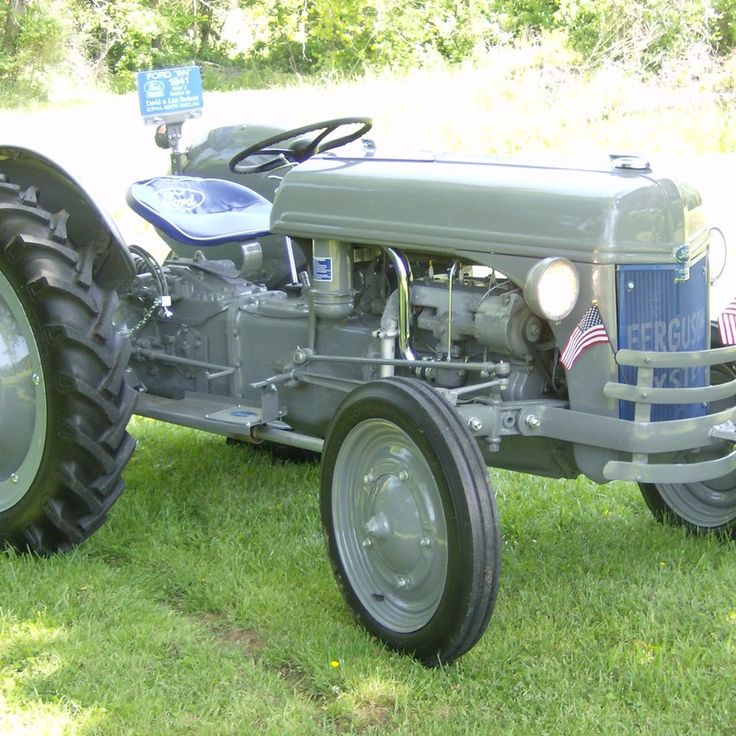 9n Ford Tractor For Sale: 1941 Ford Tractor Parts