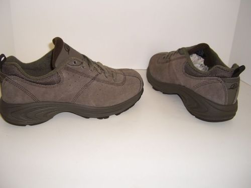 Easy Spirit Womens Shoes Athletic Sneakers Taupe Size 6