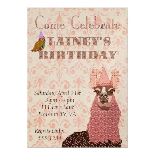 Picture Birthday Invitations as amazing invitation layout