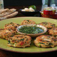 Spicy tuna fish cakes recipe - Gordon Ramsay's Ultimate Cookery Course