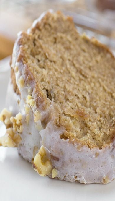 Apple Cider Spice Cake Recipe-this is most definitely on my list to ...