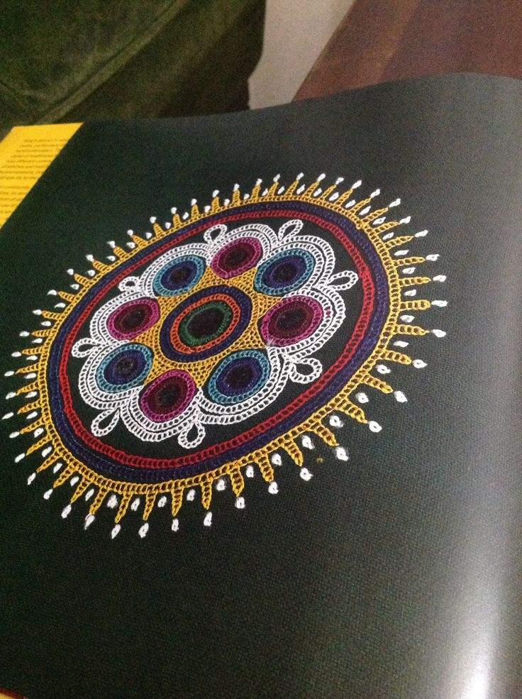 Kutch Work  Indian Embroidery  Pinterest