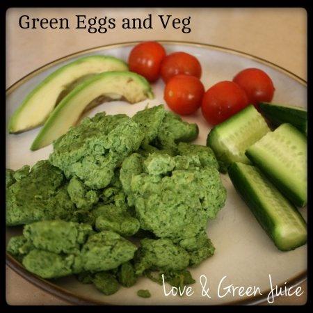 Green Eggs & Veg - Love | Breakfast - Grain-free | Pinterest