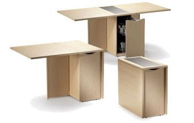 Folding Dining Tables for Small Spaces