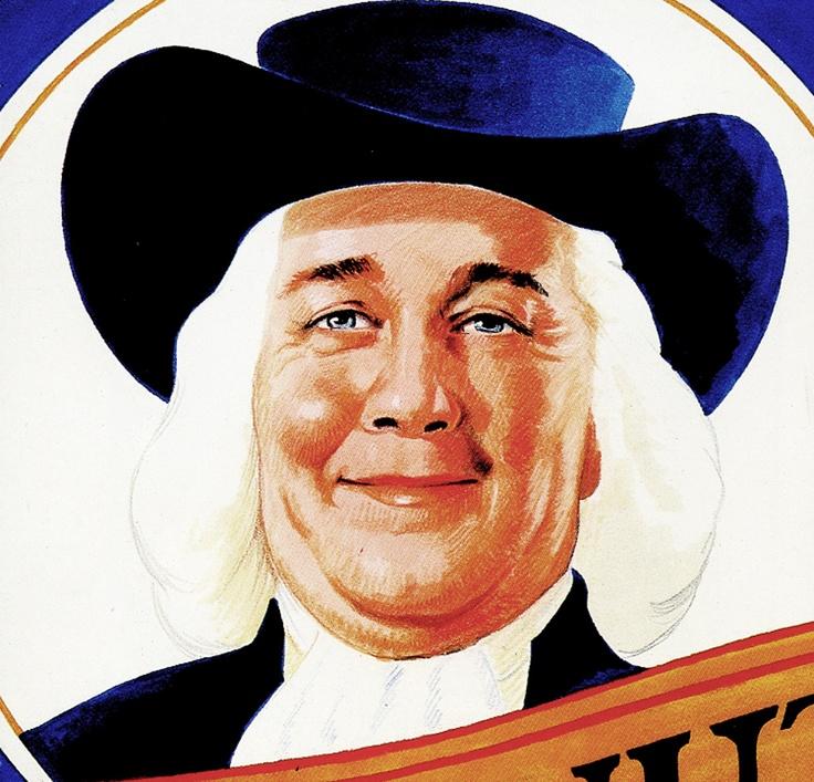 Quaker Oats ManQuaker Oats Guy