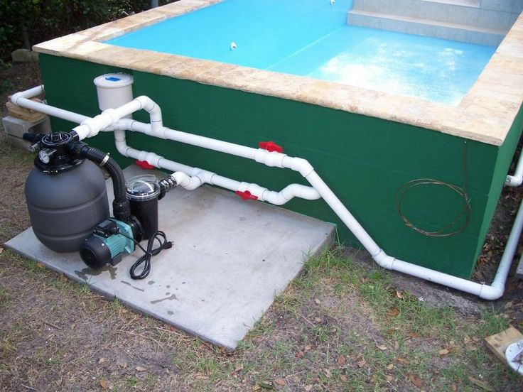 Concrete Block Wall Swimming Pool Pictures To Pin On Pinterest Pinsdaddy