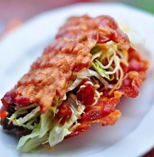 Bacon Tacos | Recipes | Pinterest