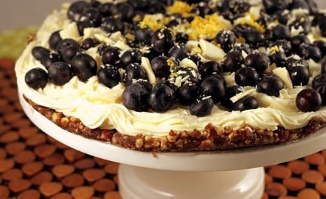 White_Chocolate_Blueberry_Cheesecake_Pie | Pies, pies, pies & tarts ...