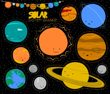 images of planets solar system cut out spacehero