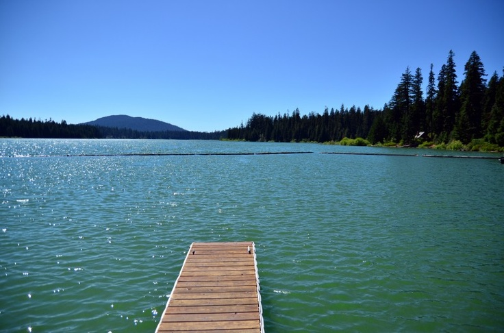 Lake of the woods oregon fish lake jackson county for Lake of the woods fishing lodges