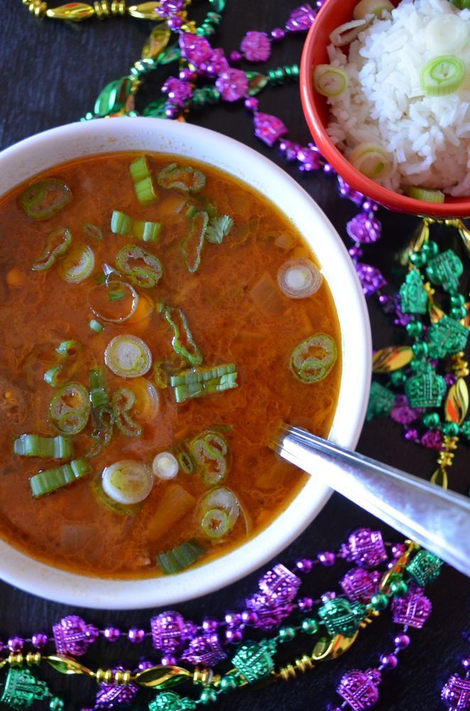 Chicken and Andouille Sausage Gumbo | Mooshu Jenne #Foodelicious # ...