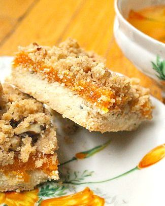 Rosemary And Apricot Shortbread Cookies Recipe — Dishmaps