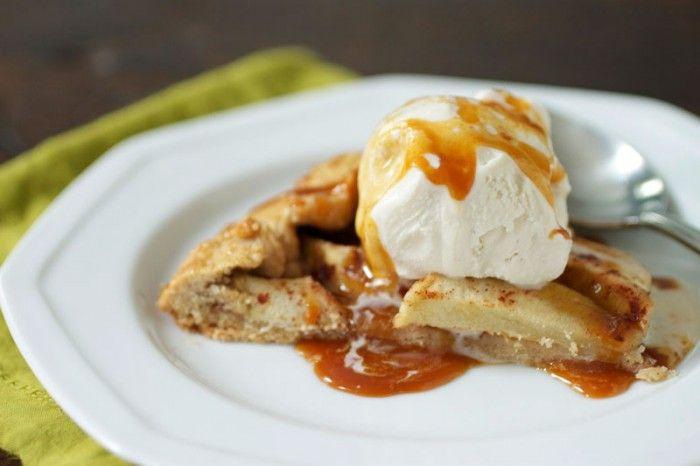 Apple crostata   Must Try Recipes   Pinterest