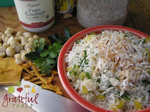 Hawaiian Rice Salad | Salads To Make | Pinterest