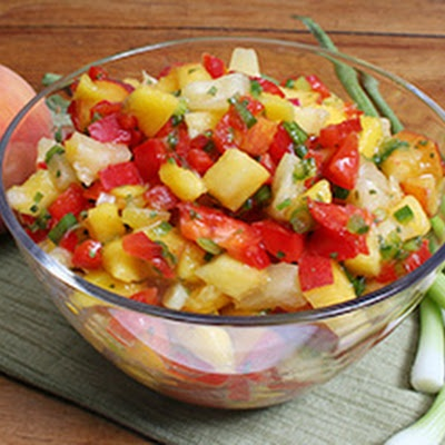Fresh Fruit Salsa | To cook in the future.. | Pinterest