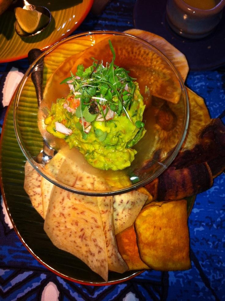 Lobster Guacamole/Guacamole de Langosta | Mexican Food | Pinterest