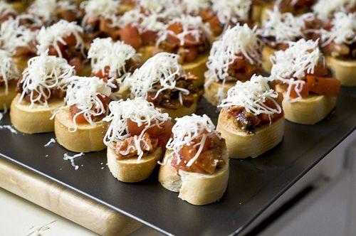 Nom!! Double Tomato Bruschetta | Food - Appetizers & Snacks | Pinter ...