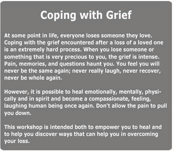 dealing with bereavement and the process of grieving Feelings of grief might return on the anniversary of your loved one's death or other special days throughout the year these feelings, sometimes called an anniversary reaction, aren't necessarily a setback in the grieving process.