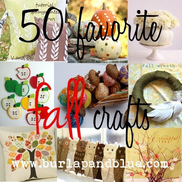 Fall Crafts Craft Ideas Pinterest