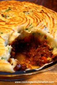 Shepherd's Pie | Beef | Pinterest