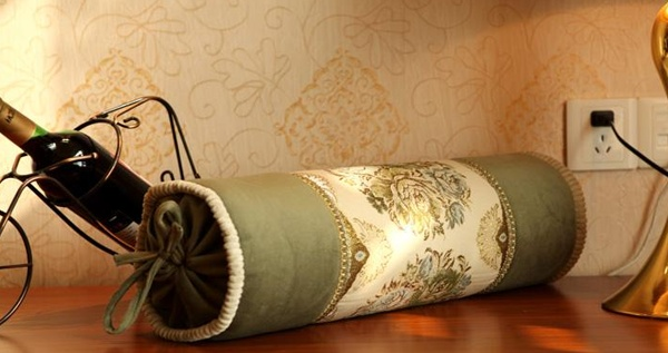 Decorative Foam Long Round Throw Pillow For the Home Pinterest