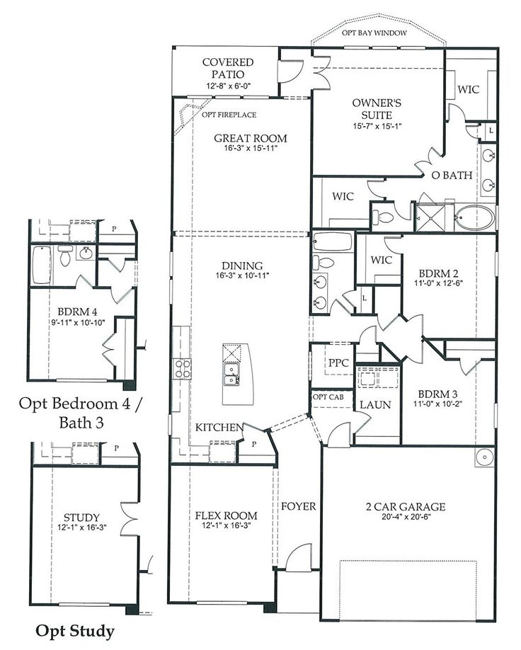 2200 sq ft newland communities for 2200 sq ft house plans
