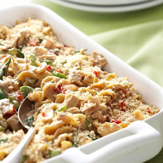 Tuna Noodle Casserole | Casseroles | Pinterest