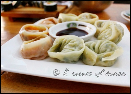 Mandu (만두) Korean dumplings | Pan-Asian | Pinterest